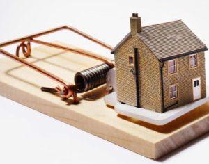 Пятёрка наиболее опасных сделок с недвижимостью