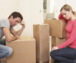 Раздел имущества при разводе: удостоверение соглашения о разделе имущества у нотариуса