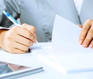 Доверенность на получение документов
