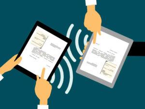 Тождественность электронного документа или как передать быстро документы в другой город?