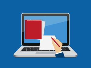 Бумаги уходят в прошлое: юрлица и ИП предпочитают подавать документы в ФНС в электронной форме через нотариуса