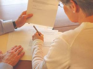 Заверение договора поручения